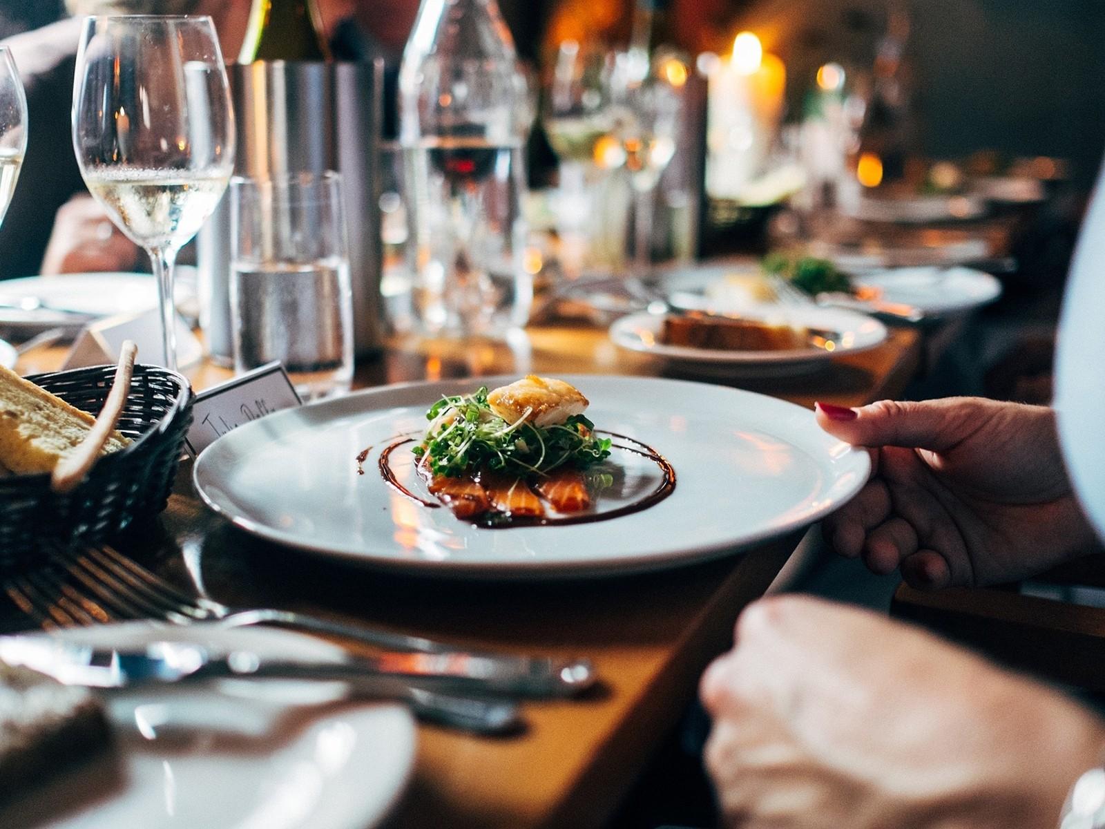 Helfer/in in der Gastronomie
